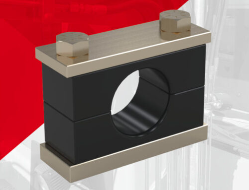Updated Data Sheet: 100 Series—Single Clamps